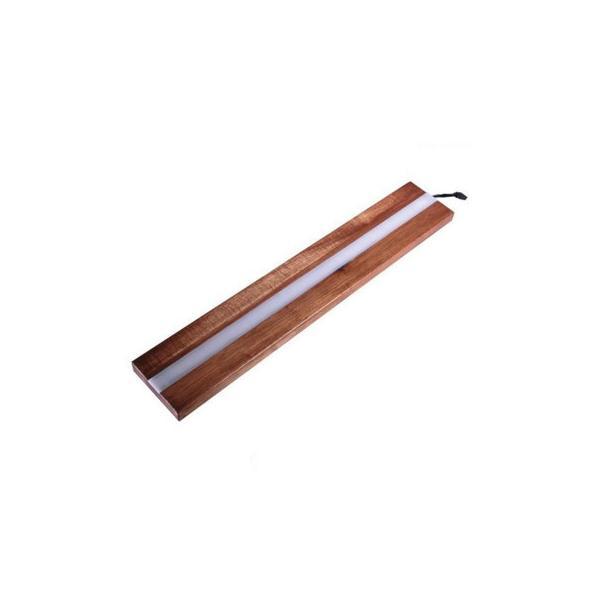 遊夢木や ハーバリウムスタンド RGBLED50 50cm アカシア(同梱・代引き不可)