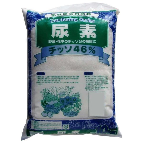 10-15 あかぎ園芸 尿素 10kg 2袋(同梱・代引き不可)