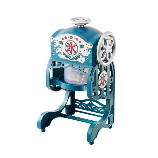 電動ふわふわ氷かき器 レトロ 家庭用 かき氷機 かき氷器 電動かき氷機