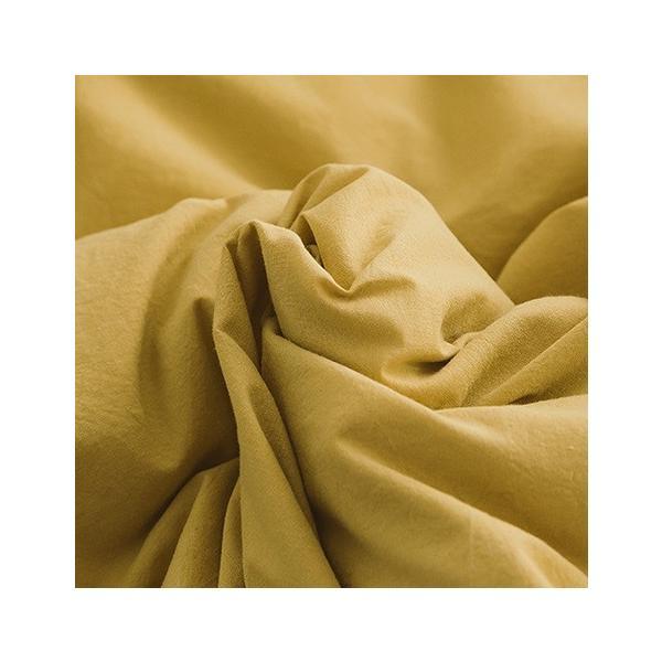 【S】カラー豊富☆ ショートギャザーフリル コットン ベッドカバー 3点セット|roomfort|02
