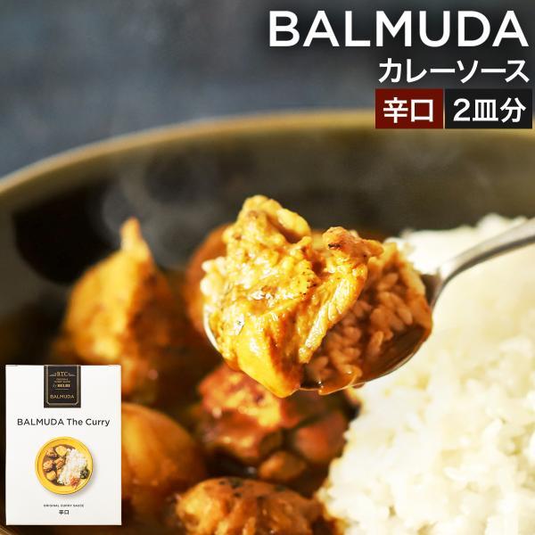 [ BALMUDA The Curry ] バルミューダ ザ・カレー レトルトカレー 本格 辛口 2食セット デリー カレー レトルト カレールー カレーライス スパイスカレー