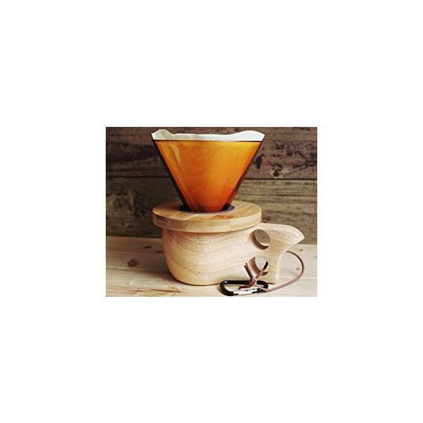 【食品衛生法検査済】 KUKSA ククサ 木製カップ 木のマグカップ 200cc 北欧 箱付き コーヒー スープ ラバーウッド ナチュラル roostoutdoors 08