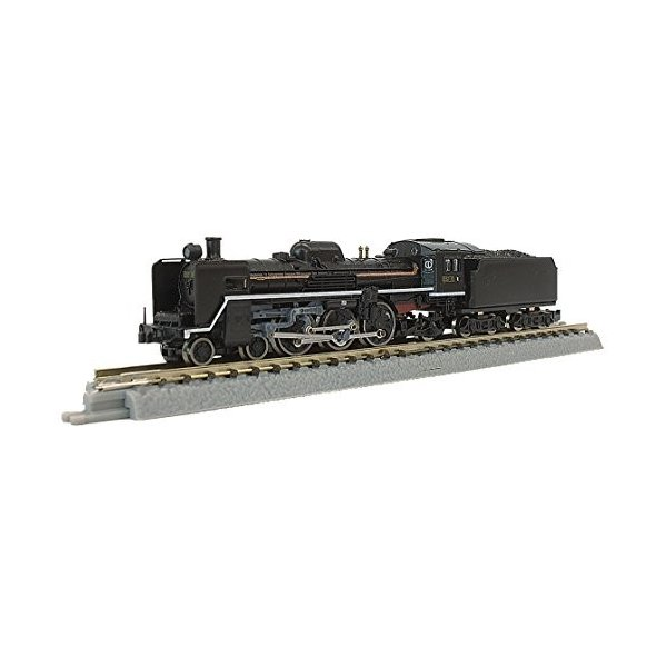 ロクハン Zゲージ T027-1 国鉄C57形 蒸気機関車 19号機 一次型標準タイプ|rora2020