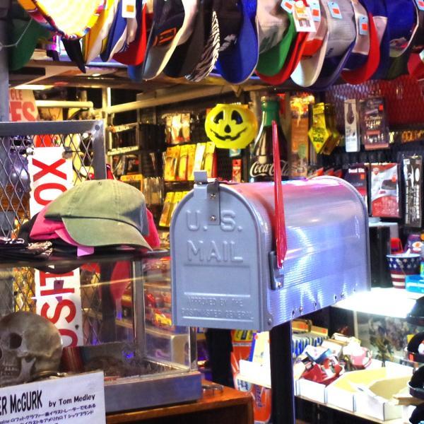 郵便受け 海外 アメリカンポスト スチール製 ポール付 STEEL RURAL MAIL BOX  スタンドメールボックス ポスト 西海岸風 インテリア アメリカン雑貨|rose-bowl|11
