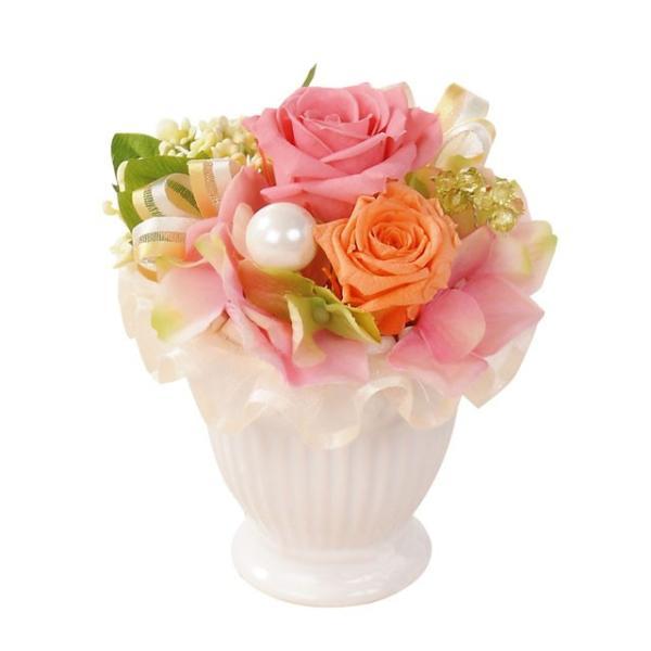 ペンタフル ミックス プリザーブドフラワー ウエディング ブーケ  母の日 ギフト 贈り物 誕生日 送別会 結婚式 rose-f