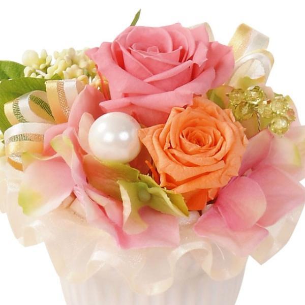 ペンタフル ミックス プリザーブドフラワー ウエディング ブーケ  母の日 ギフト 贈り物 誕生日 送別会 結婚式 rose-f 02