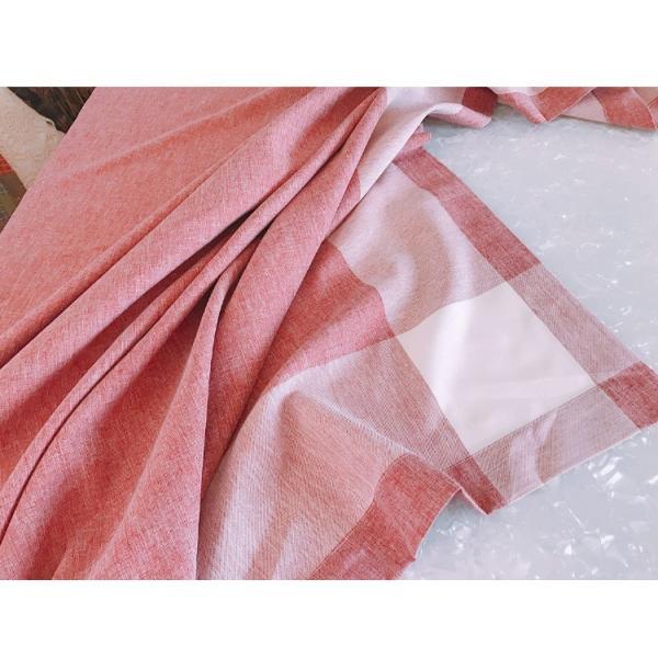 4〜6人掛け北欧 ダイニングテーブクロス 140X220cm 大人しい上品カラーコーディネーター ピンク色|rose-viva-shop|05