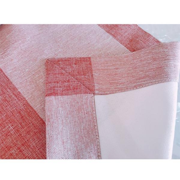 4〜6人掛け北欧 ダイニングテーブクロス 140X220cm 大人しい上品カラーコーディネーター ピンク色|rose-viva-shop|06