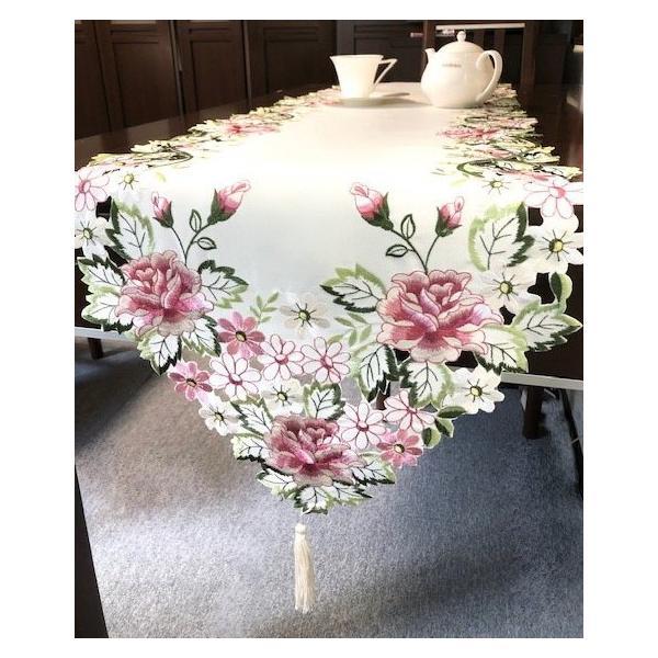 テーブルランナー2