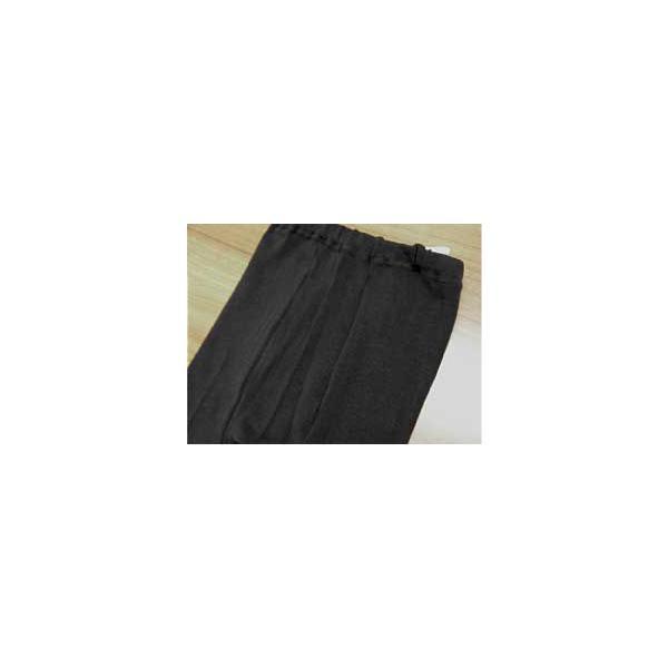 マタニティタイツ 410デニール 極厚のウール入りバルキー素材 あったか スカートやワンピの時にも ローズマダム 6570|rosemadame|05