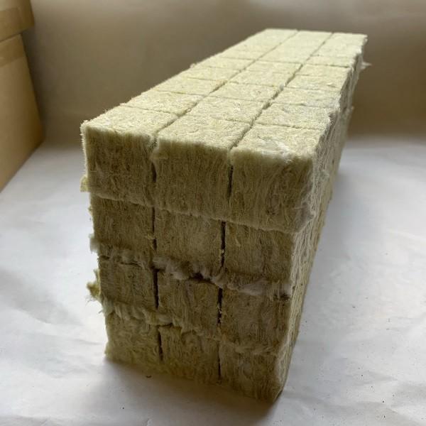 挿し木用ロックウールブロック30個入り4セット(120個) ガーデニング プロ用(あすつく対象品)