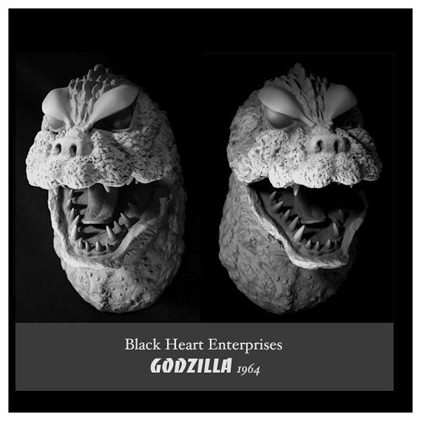 Godzilla 1964 Wall-Hanger【取り寄せ】|roswell-japan