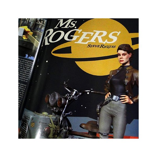 【洋書】Amazing Figure Modeler #64【入荷中】|roswell-japan|04