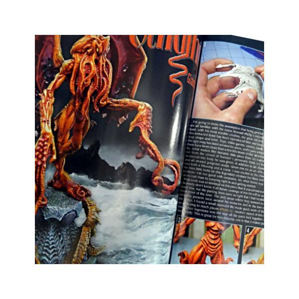 【洋書】Amazing Figure Modeler #65|roswell-japan|04