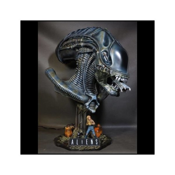 ALIENS Head 1/2scale kit【取り寄せ】|roswell-japan|09