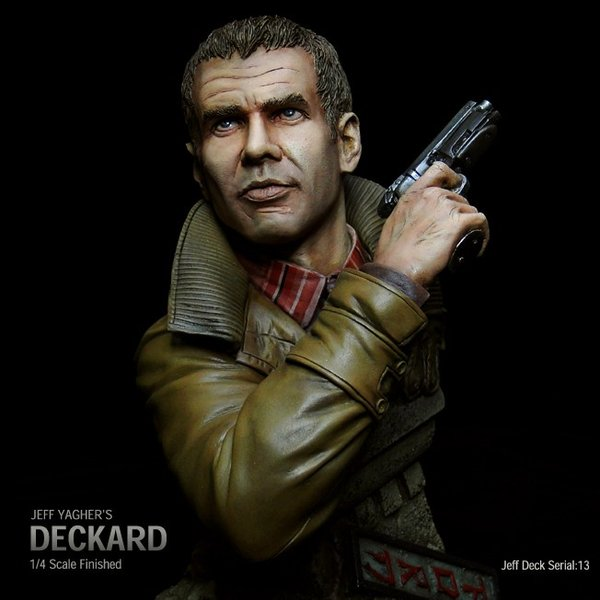 Deckard Bust完成品【Serial NO.13】|roswell-japan|02