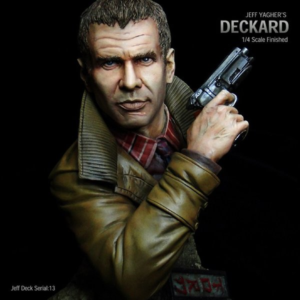 Deckard Bust完成品【Serial NO.13】|roswell-japan|03
