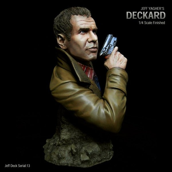 Deckard Bust完成品【Serial NO.13】|roswell-japan|04