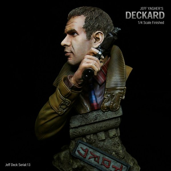 Deckard Bust完成品【Serial NO.13】|roswell-japan|05