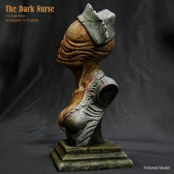 The Dark Nurse Bust 完成品|roswell-japan|03