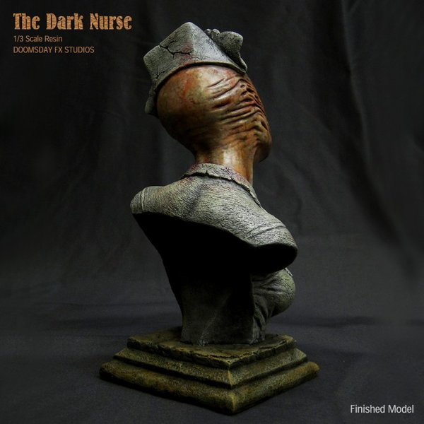 The Dark Nurse Bust 完成品|roswell-japan|04