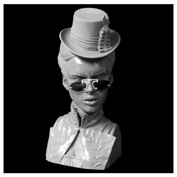 Elizabetta 1/2 scale bust  Kit【取り寄せ】|roswell-japan