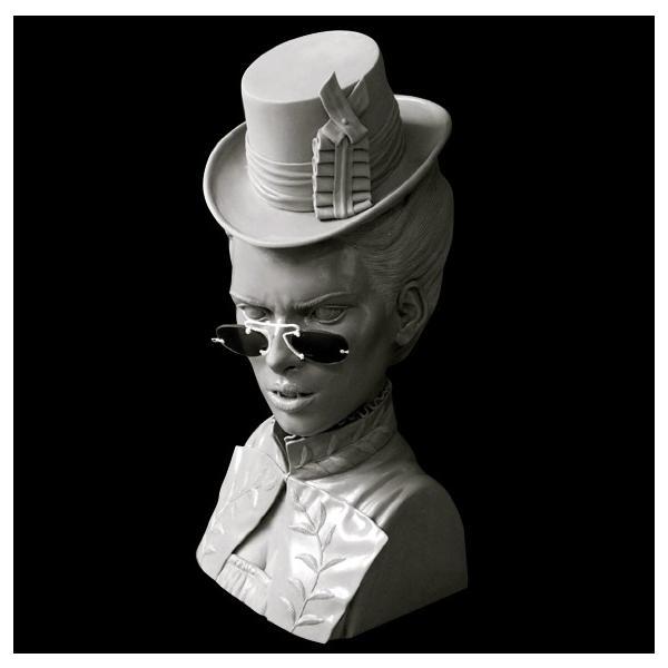 Elizabetta 1/2 scale bust  Kit【取り寄せ】|roswell-japan|02