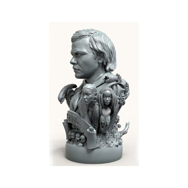 Giger Tribute Bust kit【入荷中】|roswell-japan|03