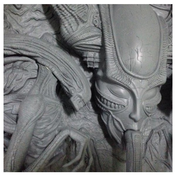 H.R. Giger Alien plaqueキット【入荷中】|roswell-japan|04