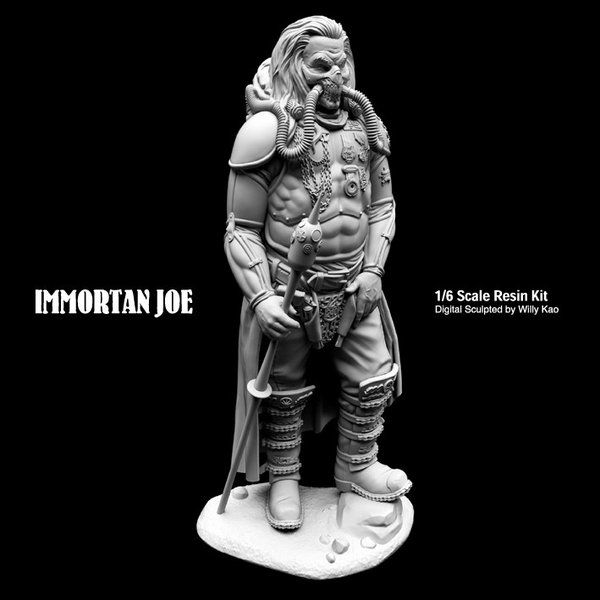 Immortan Joe 1/6scale Kit【入荷中】|roswell-japan|03