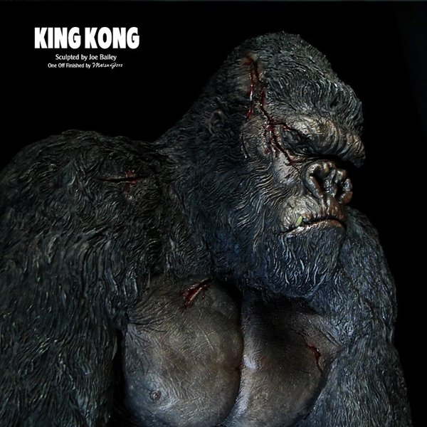 KING KONG 完成品|roswell-japan