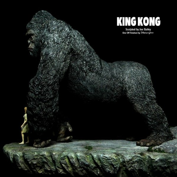 KING KONG 完成品|roswell-japan|02
