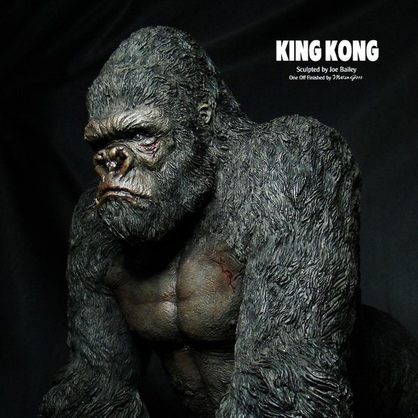 KING KONG 完成品|roswell-japan|03