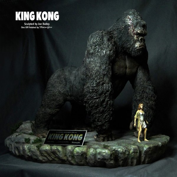 KING KONG 完成品|roswell-japan|04