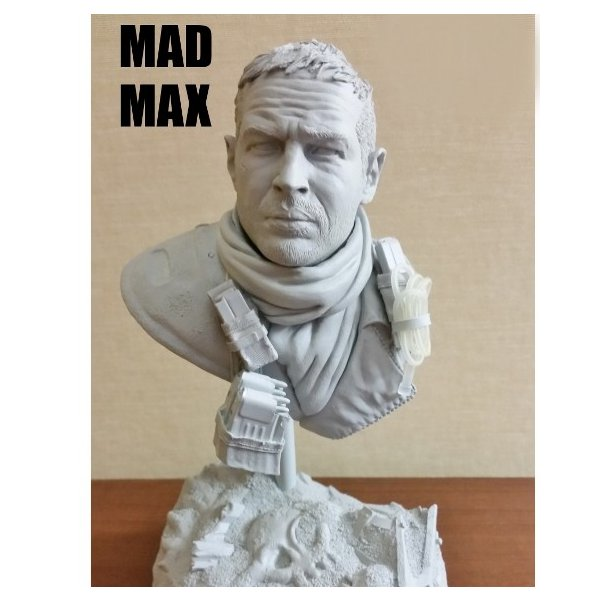 MAD MAX 1/4scale Bust kit【入荷中】|roswell-japan|02