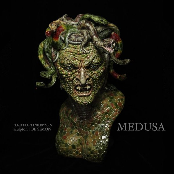 Medusa 1/1 scale 360° LED付き完成品|roswell-japan|02