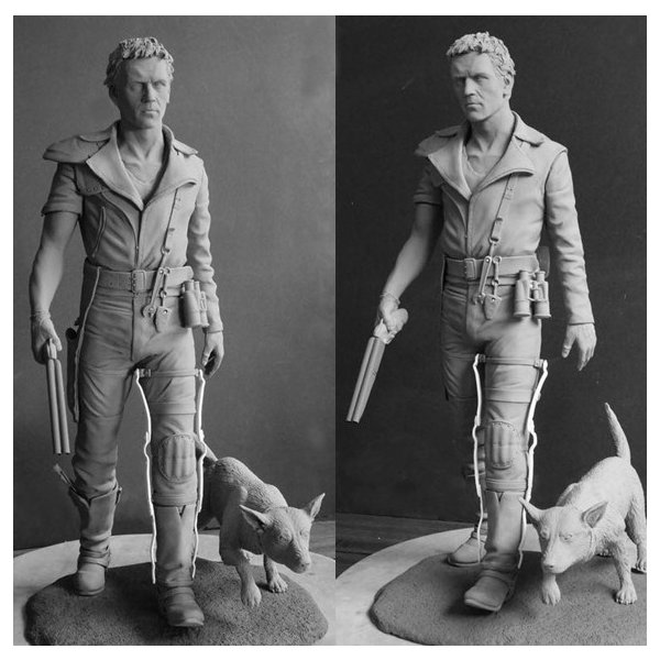 MAD MAX 1/4scale  Kit【入荷中】|roswell-japan|03