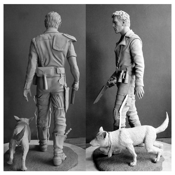 MAD MAX 1/4scale  Kit【入荷中】|roswell-japan|04