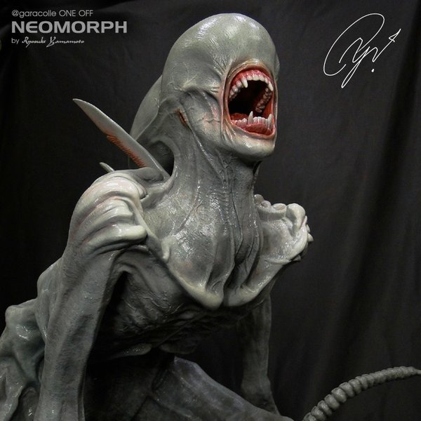 NEOMORPH 1/3scale【ONE OFF】 完成品 roswell-japan