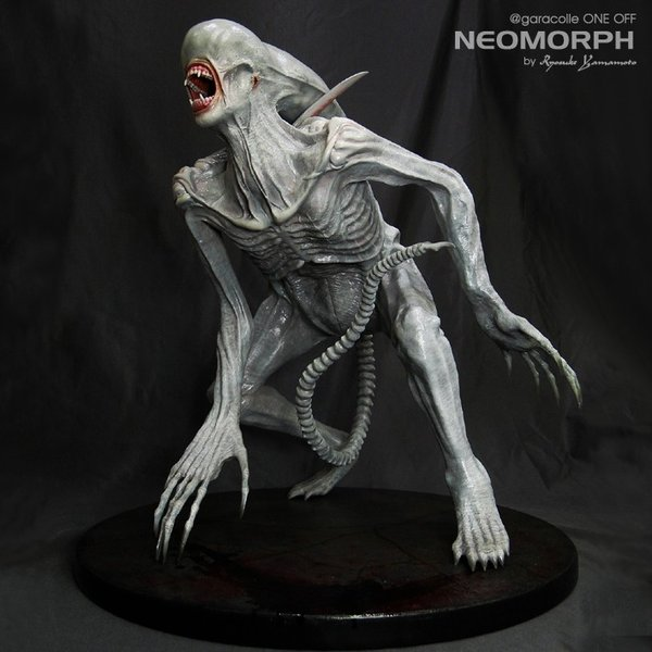 NEOMORPH 1/3scale【ONE OFF】 完成品 roswell-japan 05