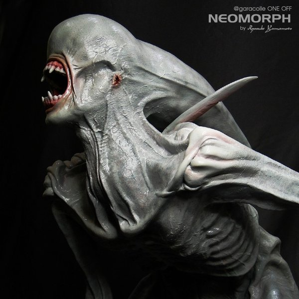 NEOMORPH 1/3scale【ONE OFF】 完成品 roswell-japan 07