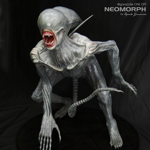 NEOMORPH 1/3scale【ONE OFF】 完成品 roswell-japan 08