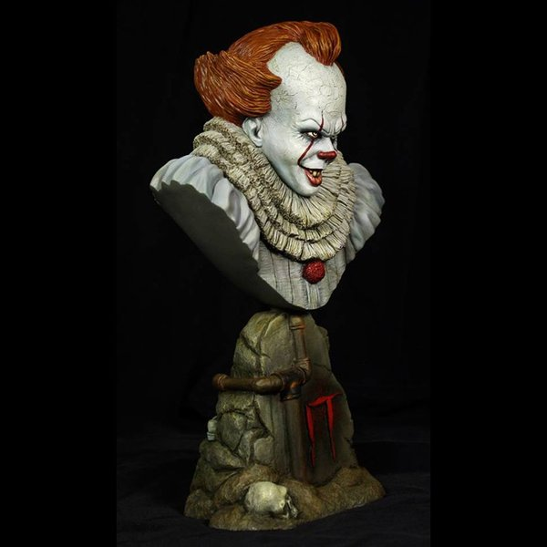 New Pennywise 2017 Bust kit【取り寄せ】|roswell-japan|03