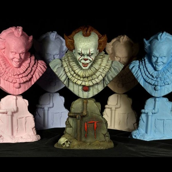 New Pennywise 2017 Bust kit【取り寄せ】|roswell-japan|06