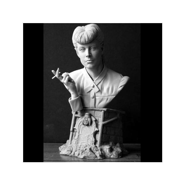 Rachel 1/4scale Bust キット【入荷待ち】 roswell-japan 04