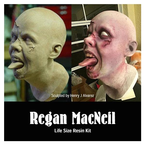 Regan Macneil Lifesizeキット【取り寄せ】 roswell-japan