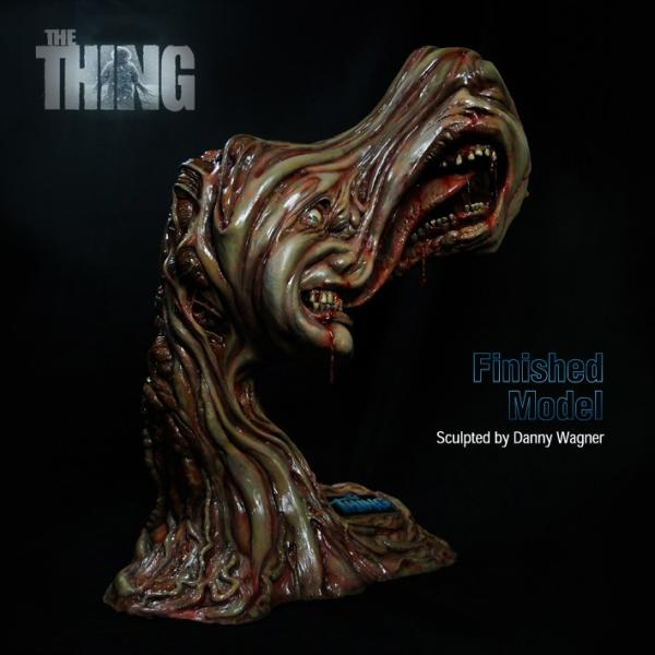 The Thing 1/1scale 完成品|roswell-japan