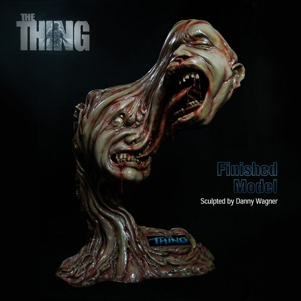 The Thing 1/1scale 完成品|roswell-japan|03