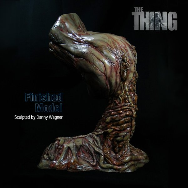 The Thing 1/1scale 完成品|roswell-japan|04