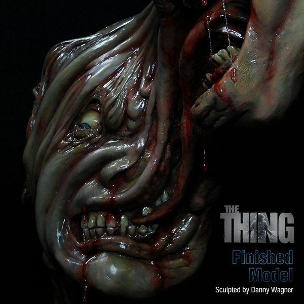 The Thing 1/1scale 完成品|roswell-japan|06